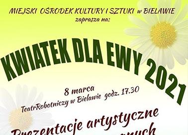 Plakat koncertu KWIATEK DLA EWY - miniaturka