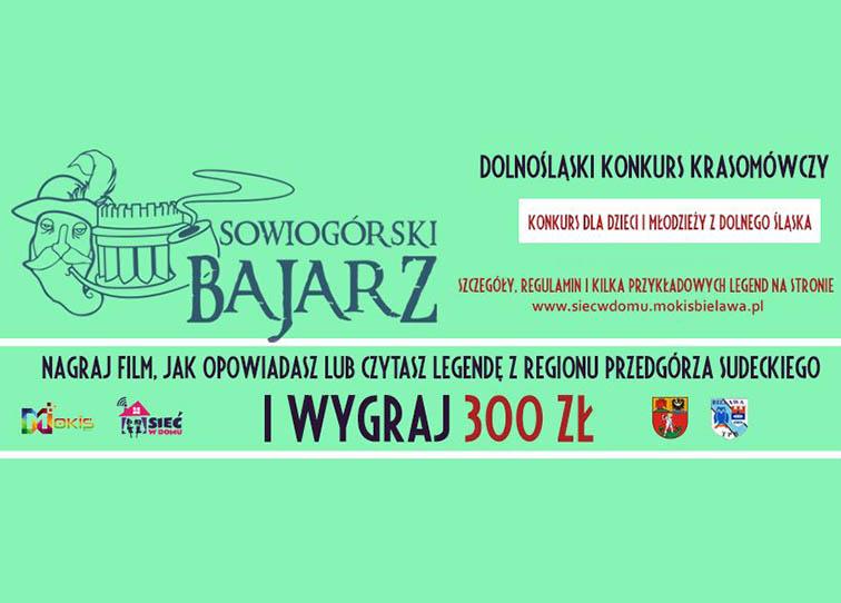 Baner konkursu SOWIOGÓRSKI BAJARZ - miniaturka