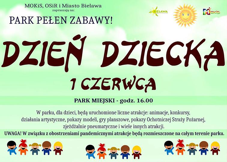 Plakat Dnia Dziecka - miniaturka