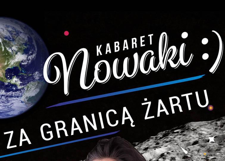 Plakat kabaretu NOWAKI - miniaturka